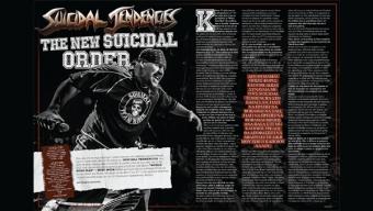 Οι Suicidal Tendencies στο Metal Hammer Οκτωβρίου!